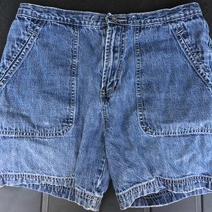 Vintage Old Navy denim shorts